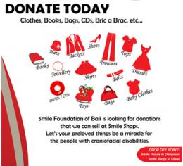 Donate for Smile Shops